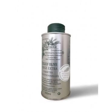 HUILE D'OLIVE en 250 ml